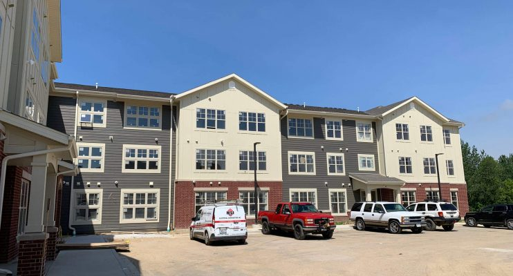 new apartments in paddock lake wi, senior housing paddock lake, family townhouses paddock lake wi