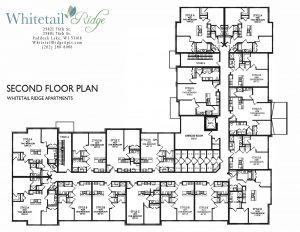 Whitetail Ridge Floor Plans