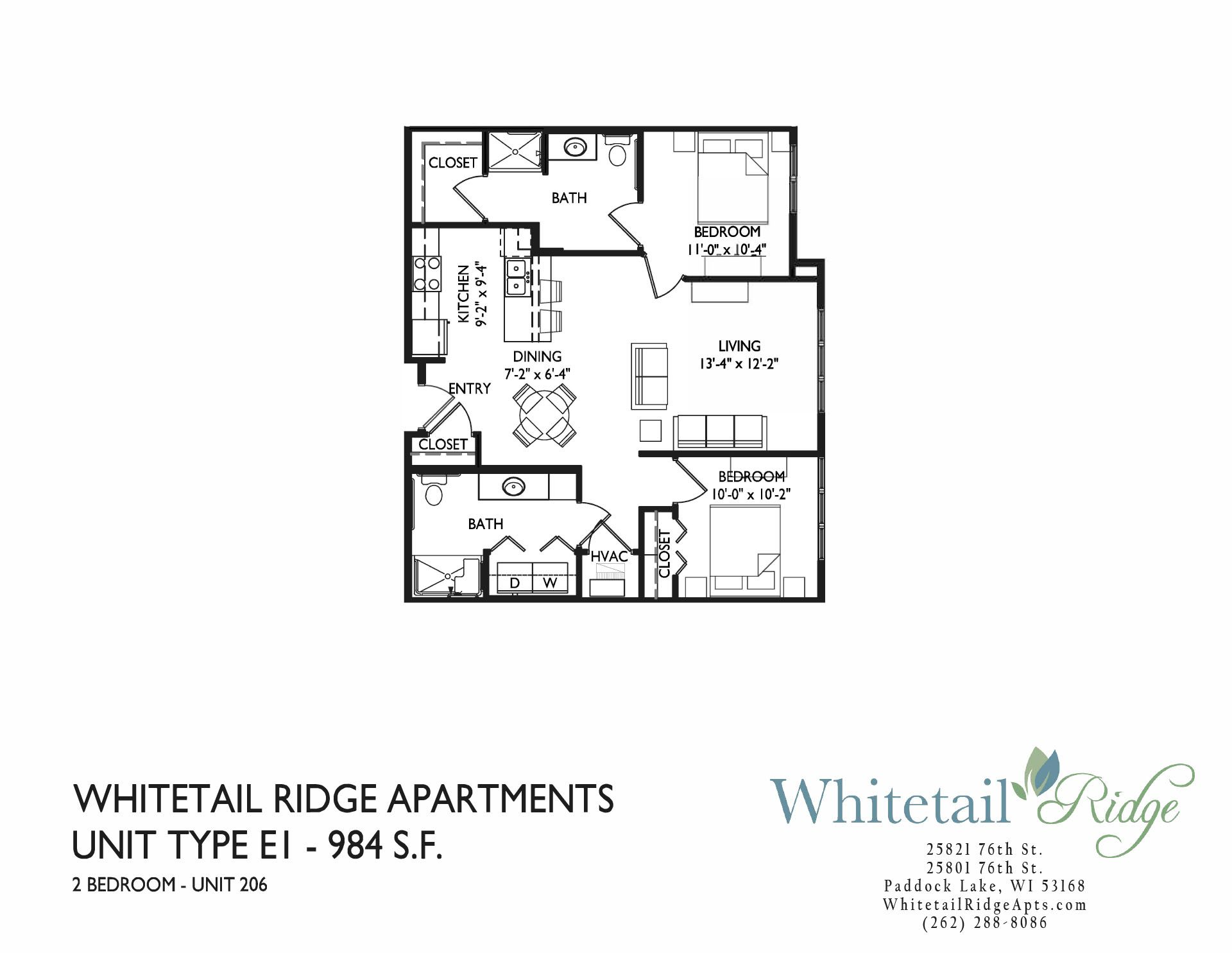 two bedroom senior apartments, two bedroom senior apartments in kenosha county, two bedroom senior apartments paddock lake wi