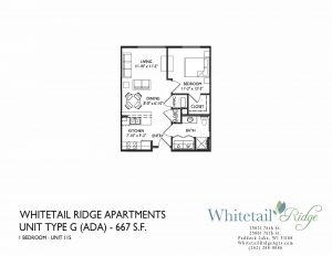 senior apartment layout, senior apartment floorplan, senior apartments